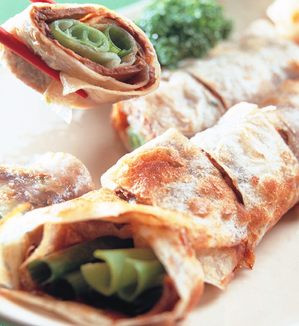 食譜:牛肉捲餅(1)