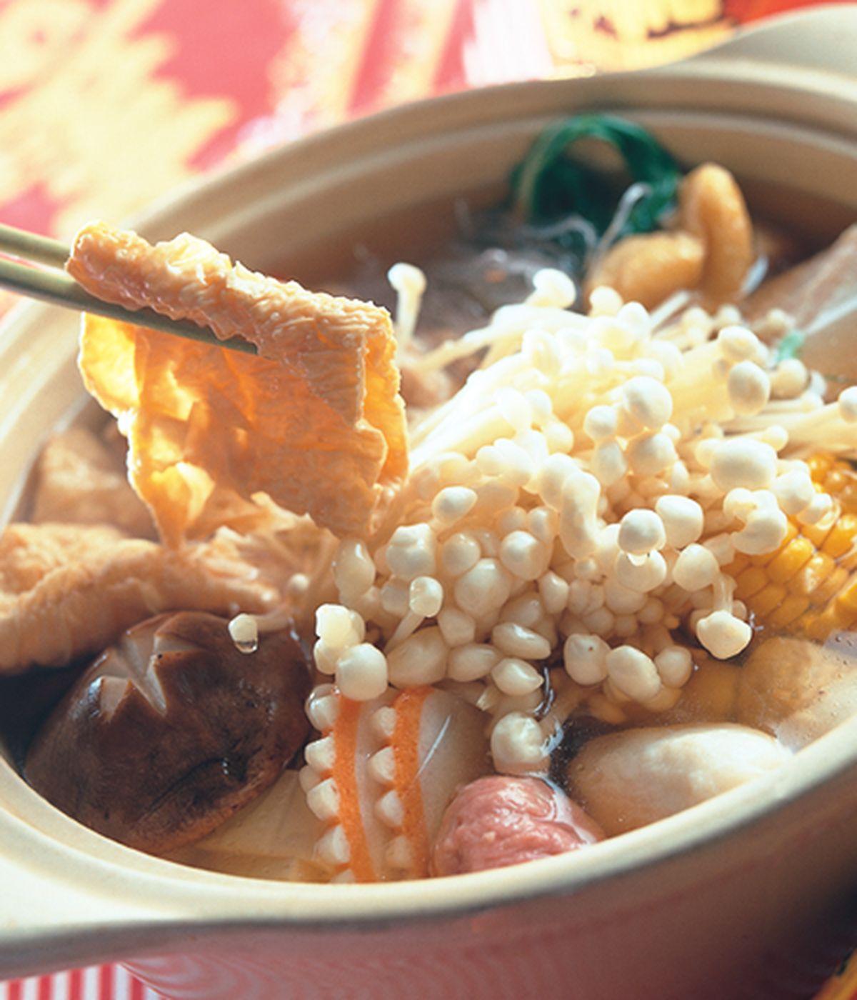食譜:什錦白菜鍋