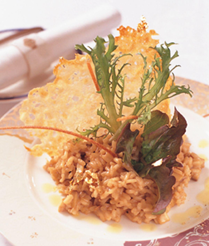 食譜:蘑菇義大利燉飯
