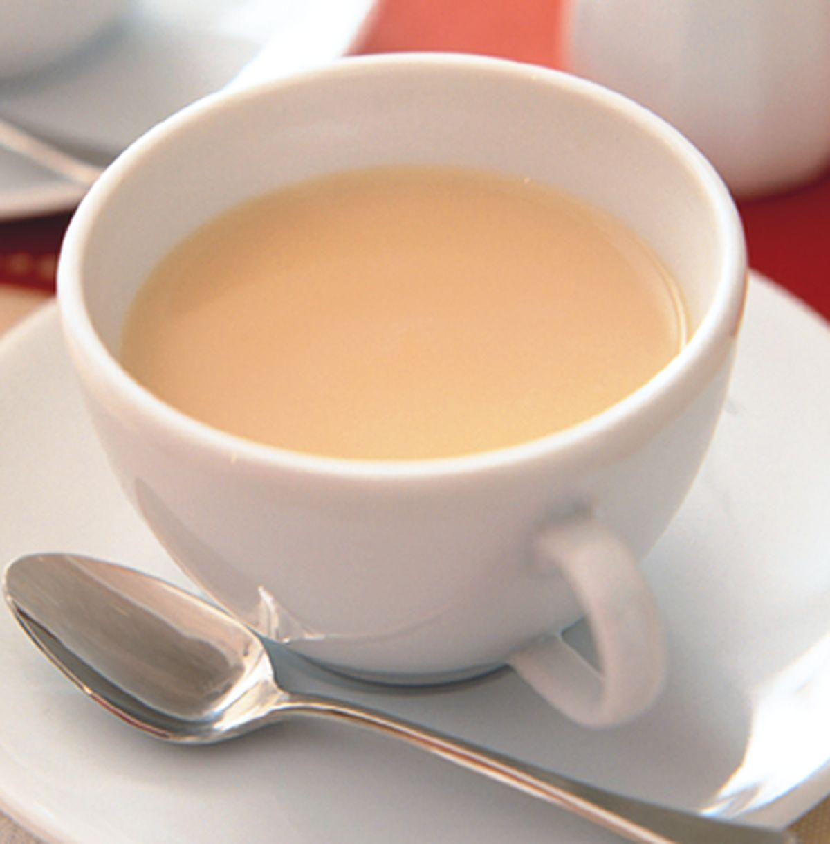 食譜:玫瑰奶茶