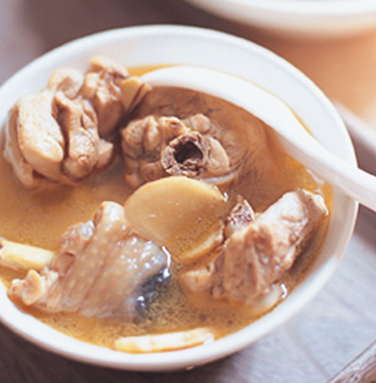 食譜:爽口麻油雞