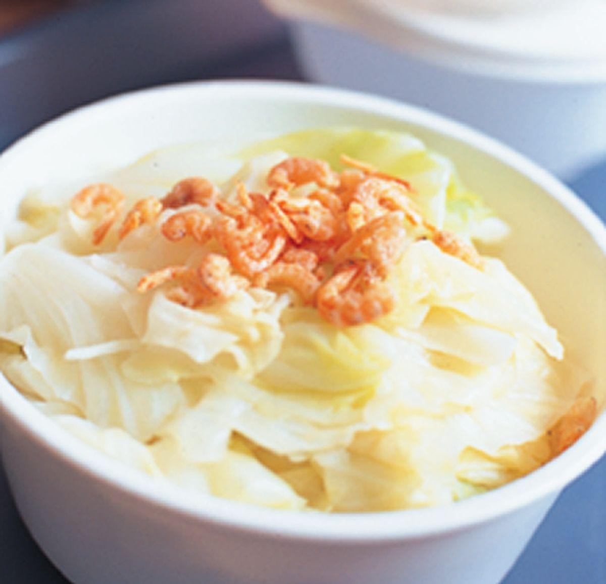 食譜:高麗蝦米菜