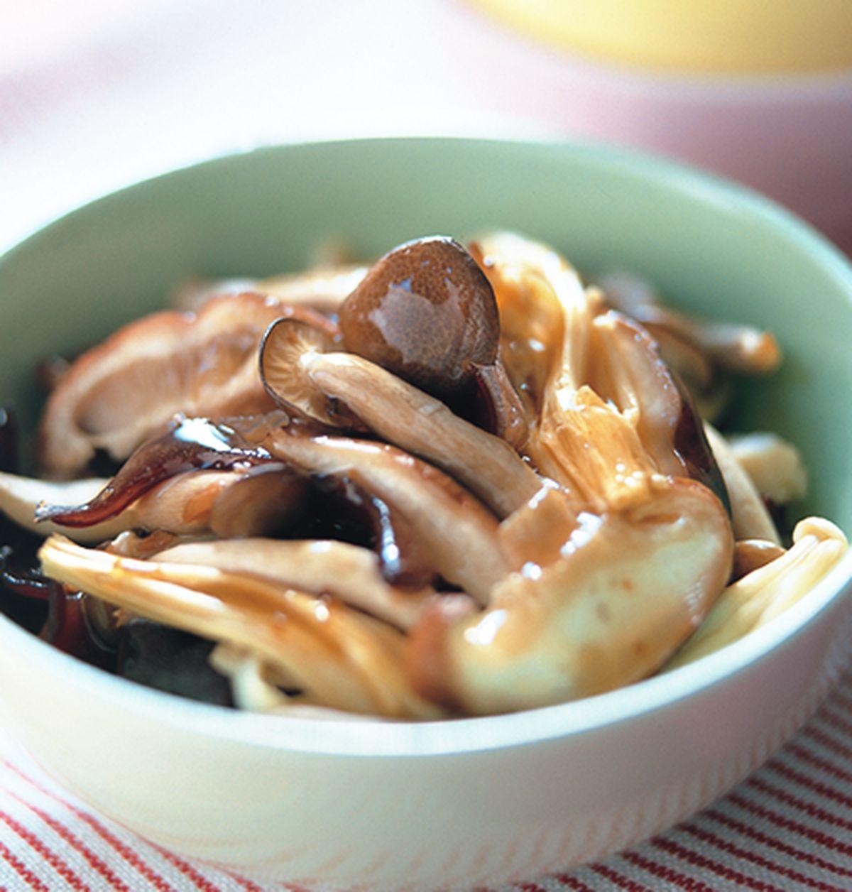 食譜:醬烤鮮菇