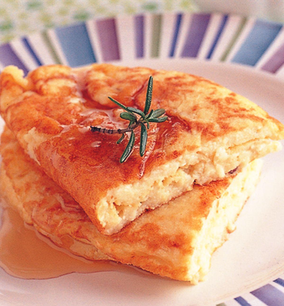 食譜:豆渣鬆餅