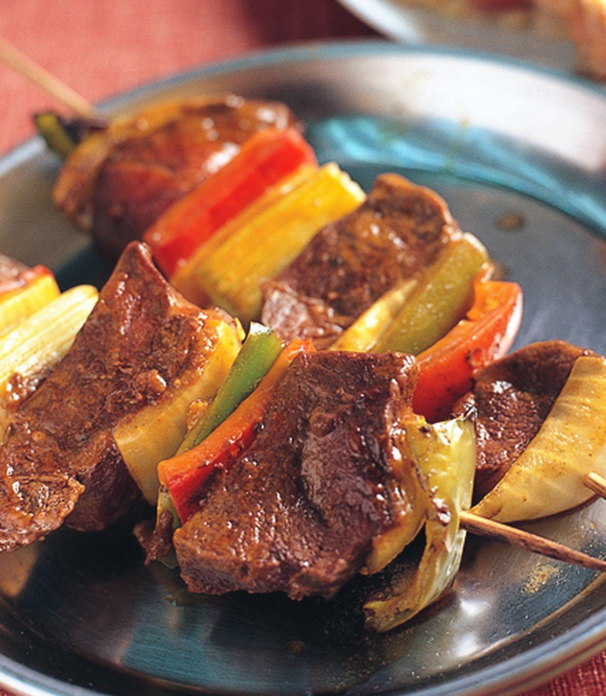 食譜:巴拿馬牛肉串