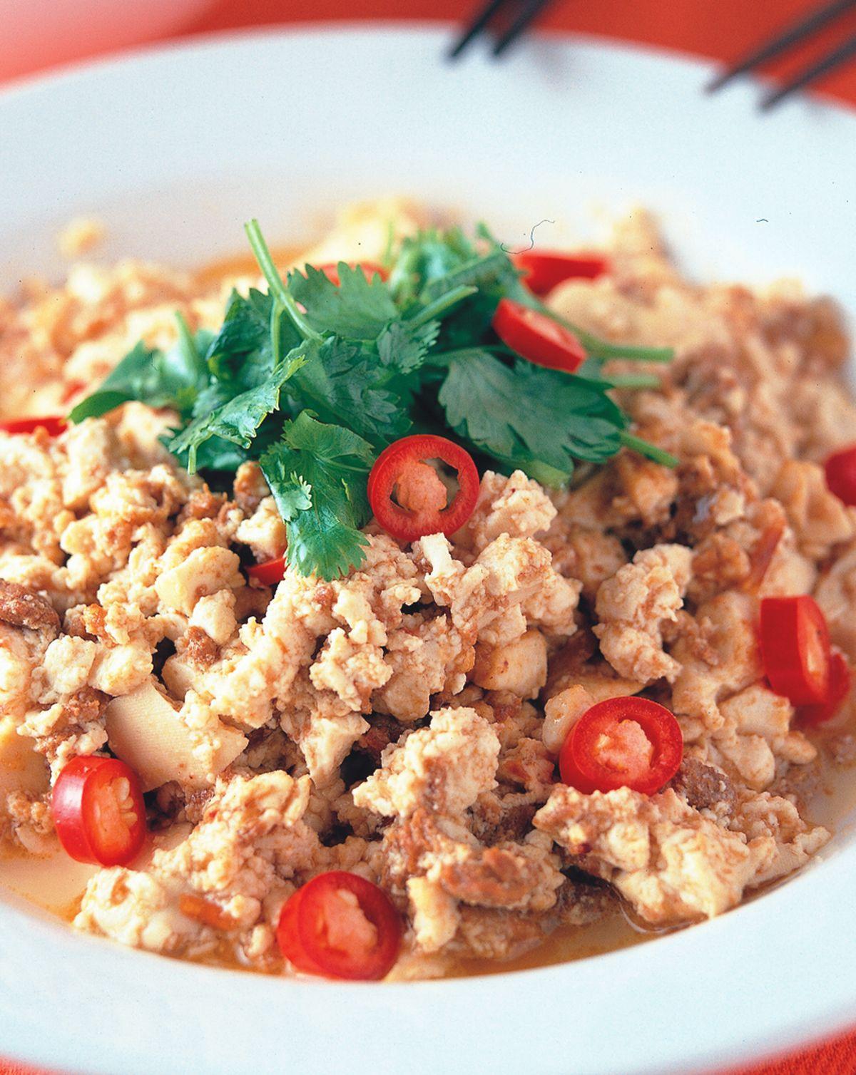 食譜:麻婆豆腐(8)