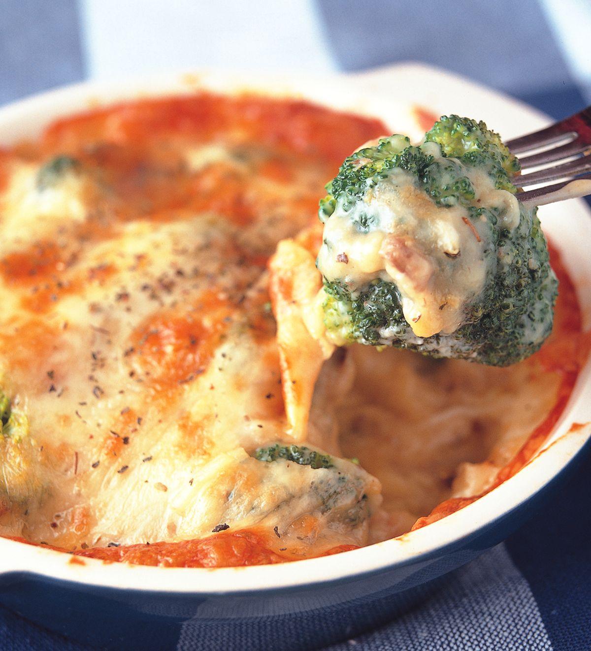 食譜:焗烤花椰菜(1)