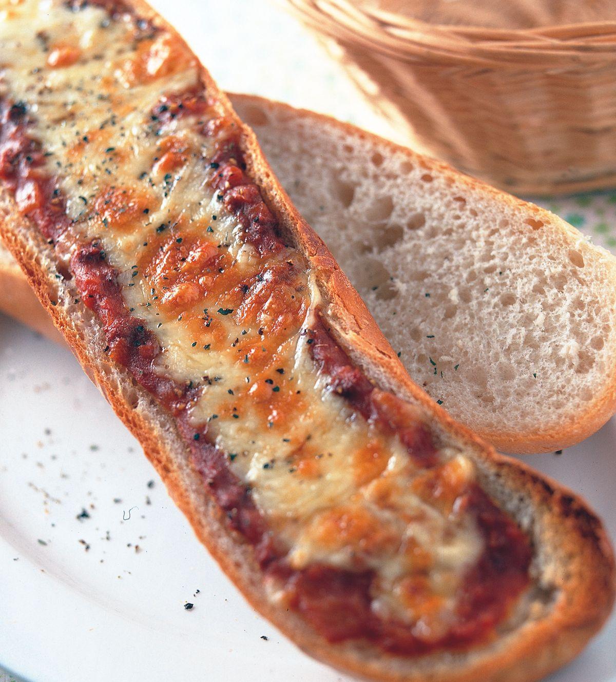 食譜:焗烤法式麵包