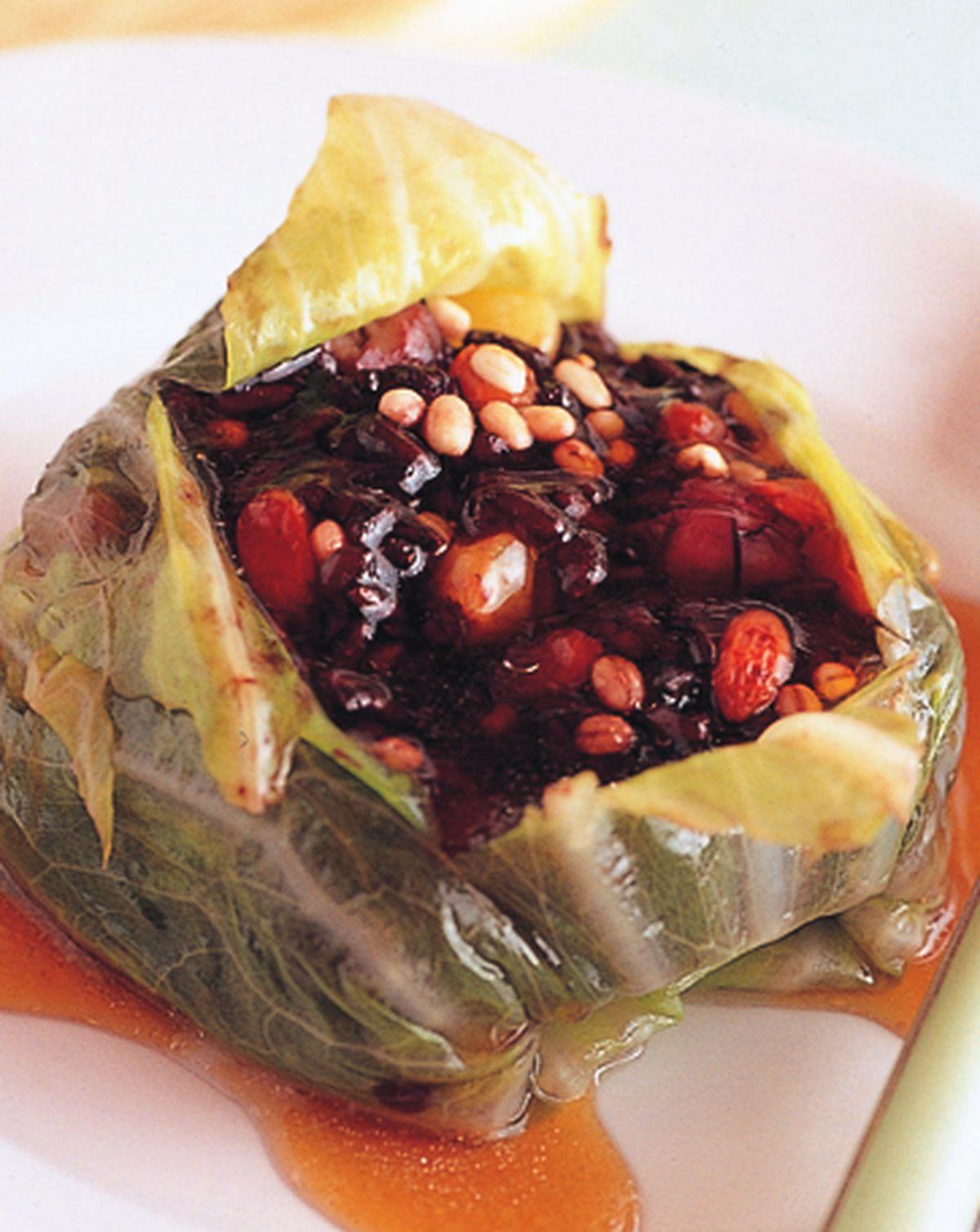 食譜:養生紫米飯