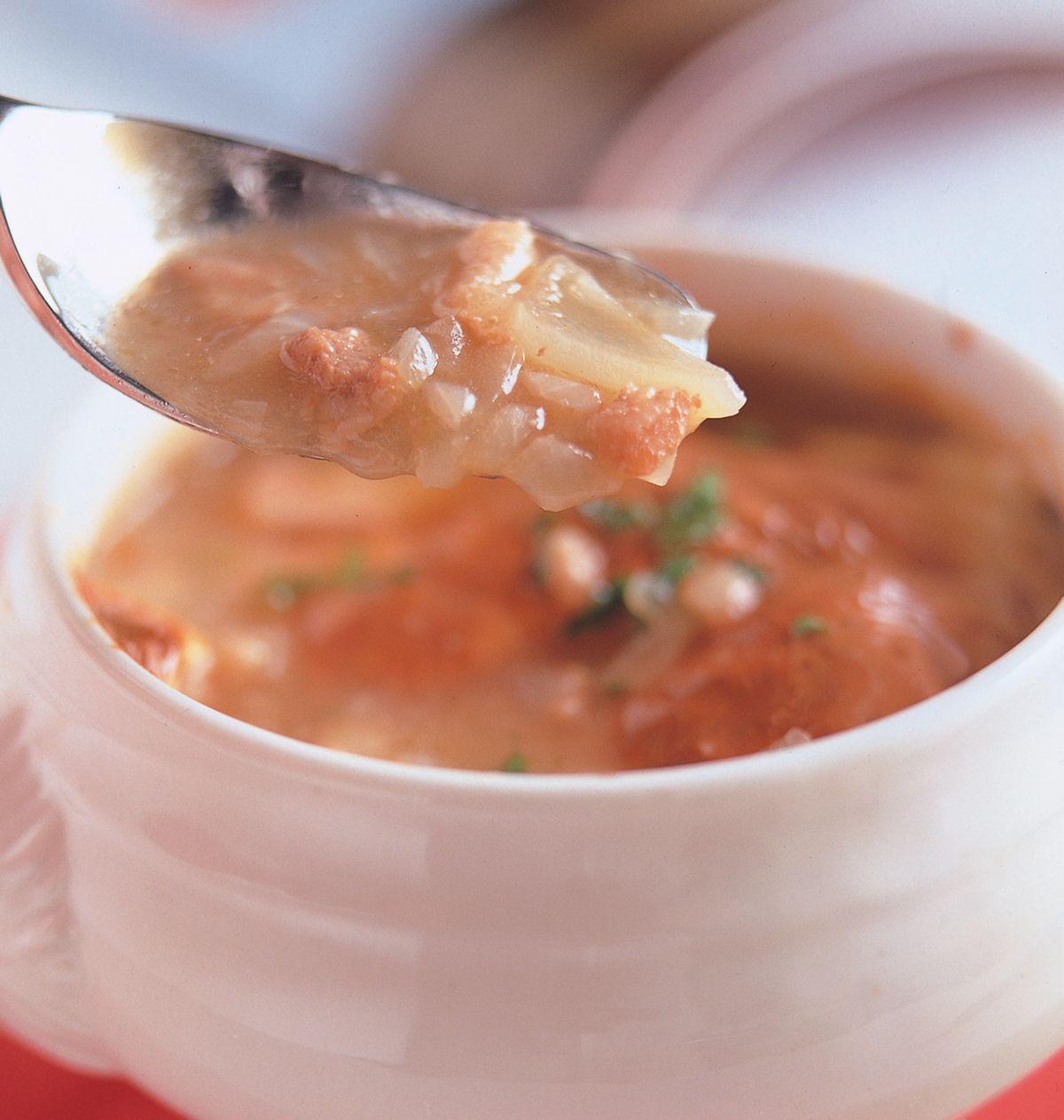食譜:洋蔥濃湯(1)