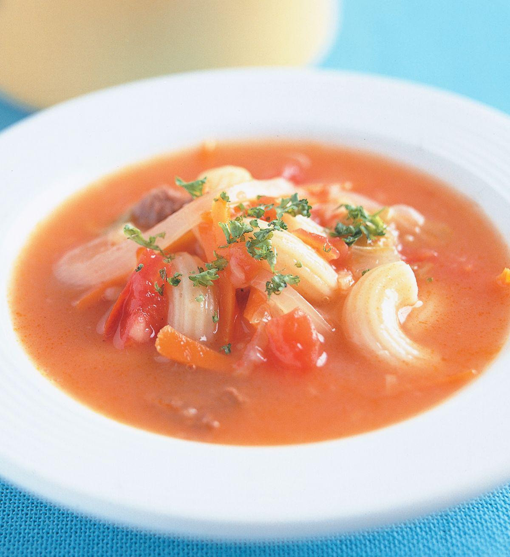 食譜:拿波里濃湯