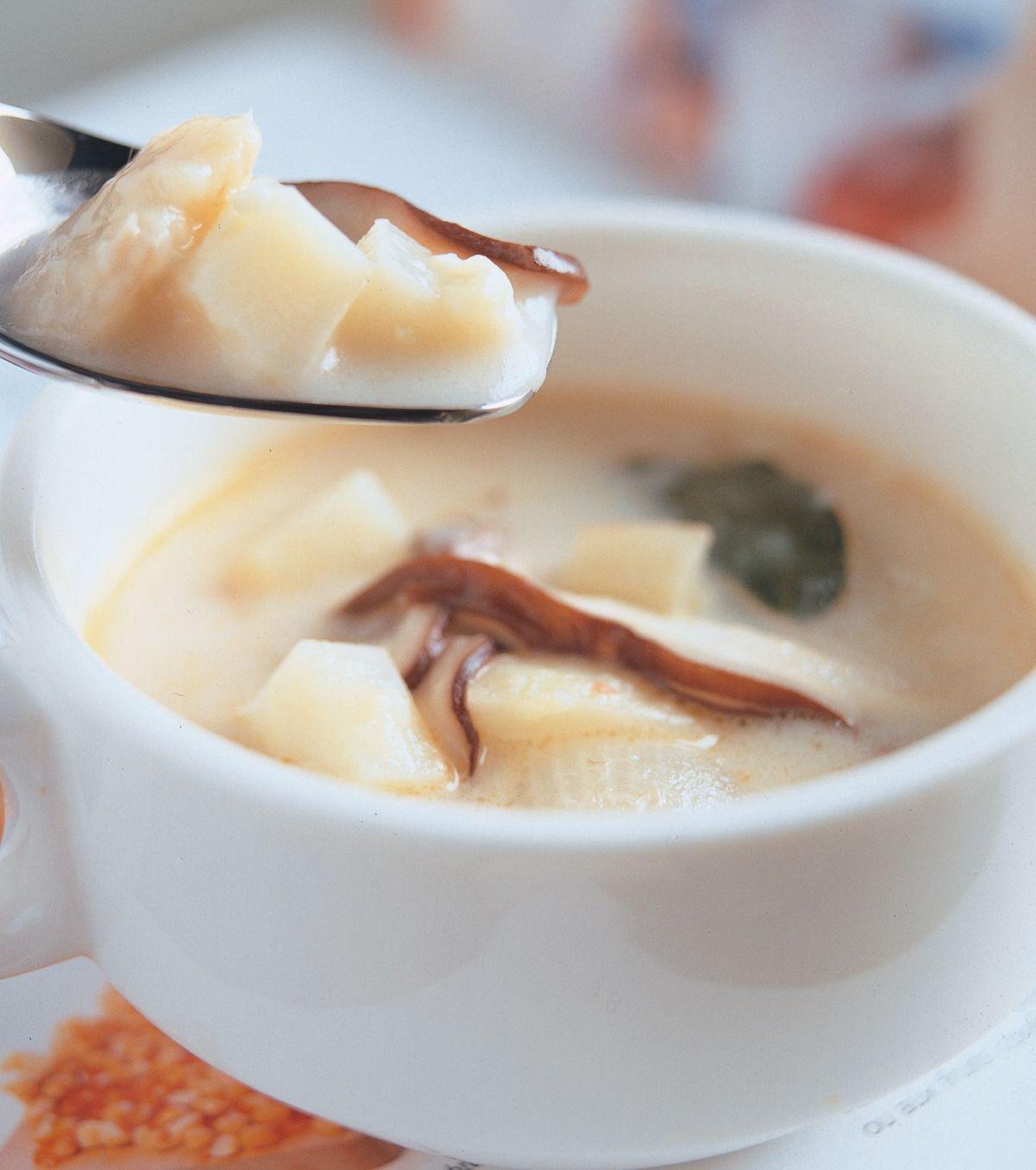 食譜:吉克森濃湯