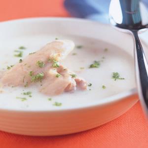奶油雞翅濃湯