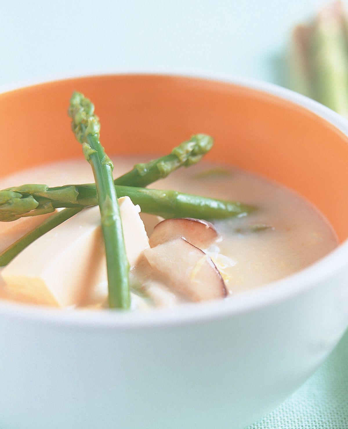 食譜:蘆筍濃湯