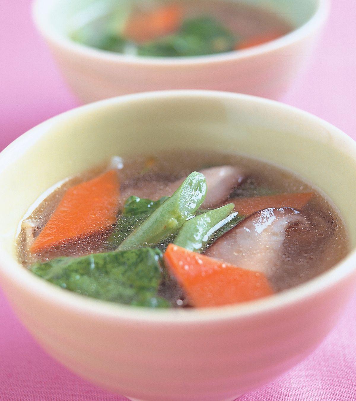 食譜:高纖蔬菜湯