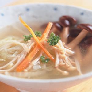 菌菇蔬菜湯