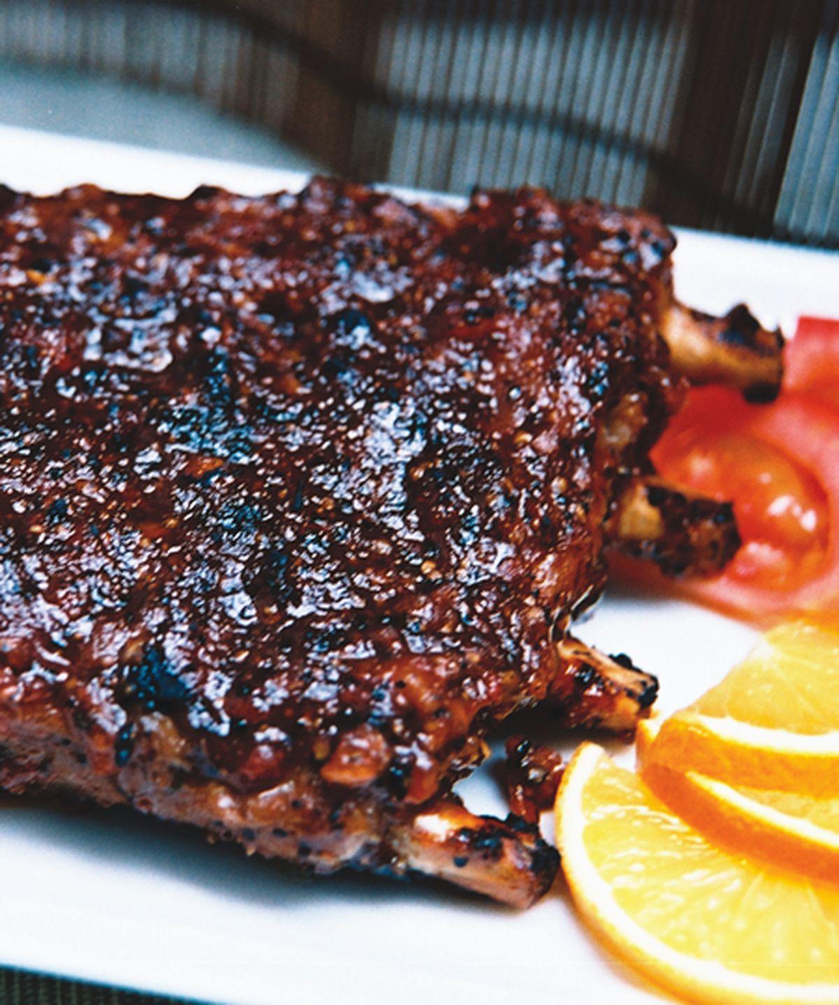 食譜:美味豬肋排