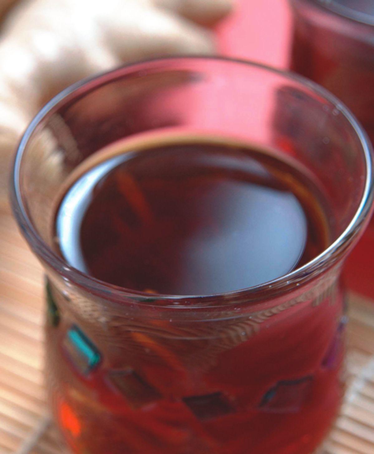 食譜:紅糖薑茶