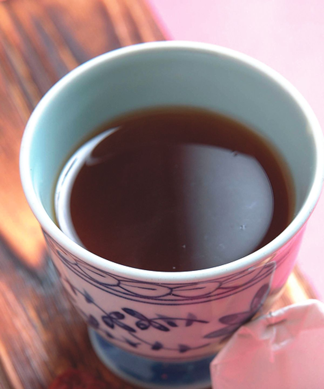 食譜:紅糖棗茶