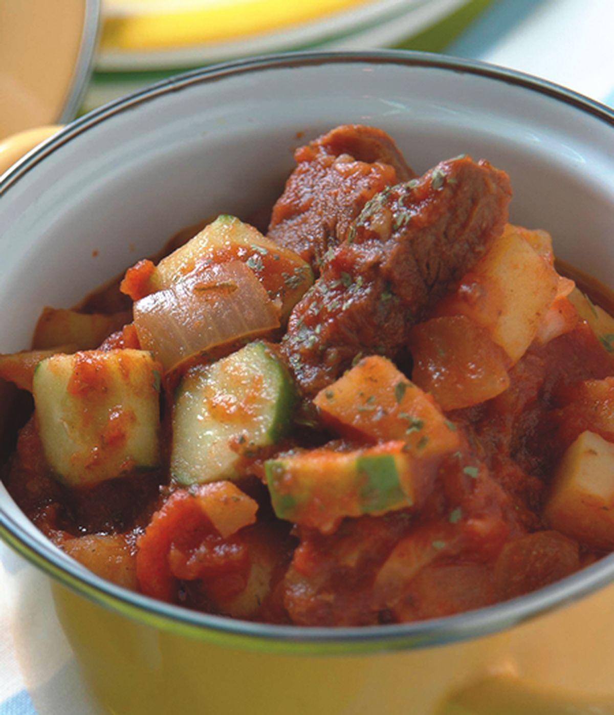 食譜:馬鈴薯燉牛肉