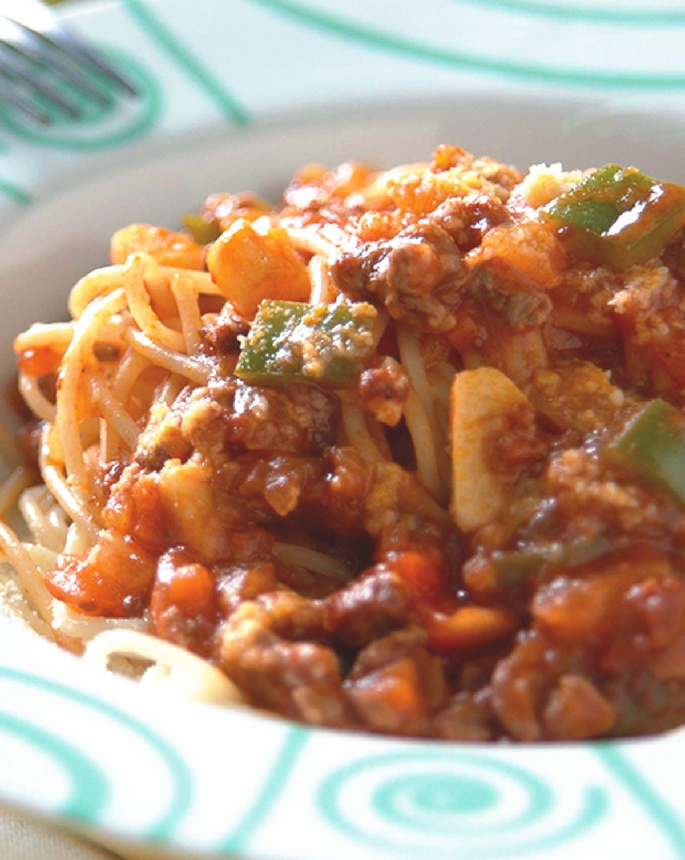 食譜:義大利肉醬麵(1)