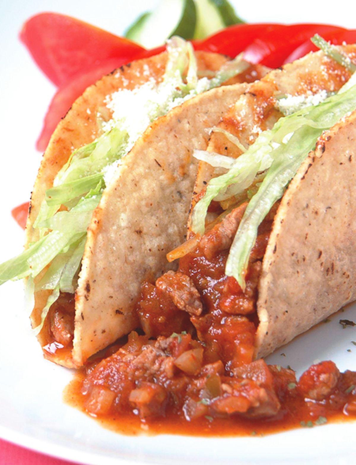 食譜:墨西哥玉米餅