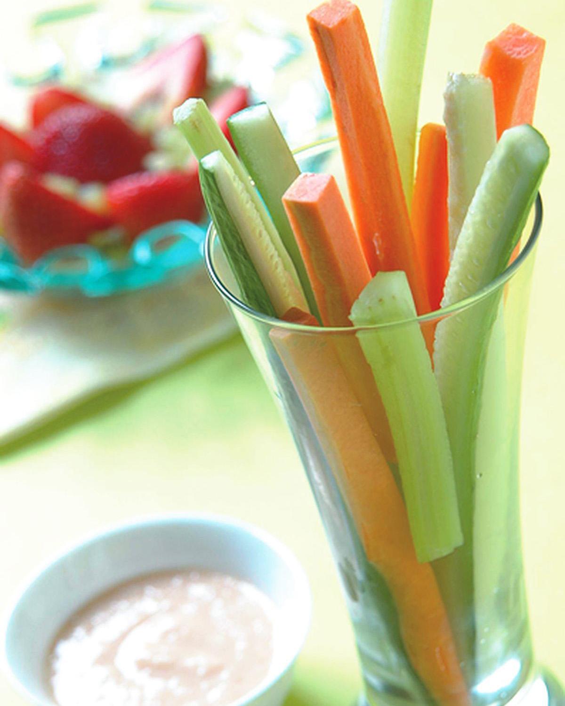 食譜:三色蔬菜棒