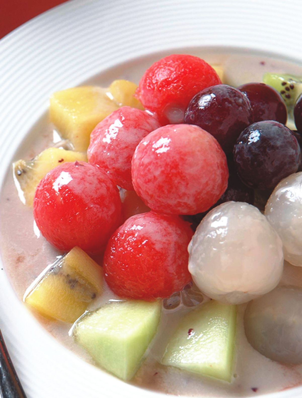食譜:夏日水果沙拉
