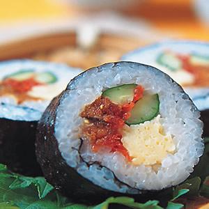 台式風味壽司卷