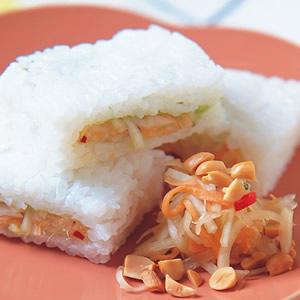 泰式風味箱壽司