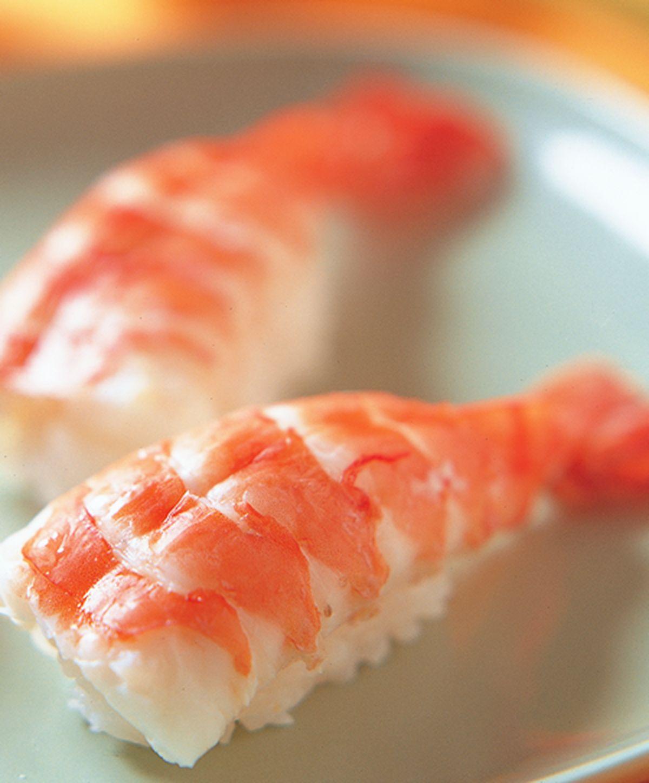 食譜:鮮蝦握壽司(1)