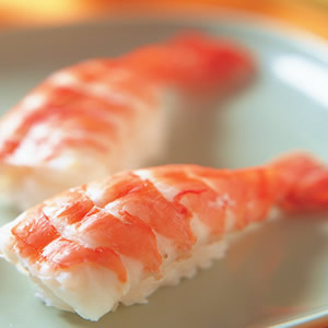 鮮蝦握壽司(1)