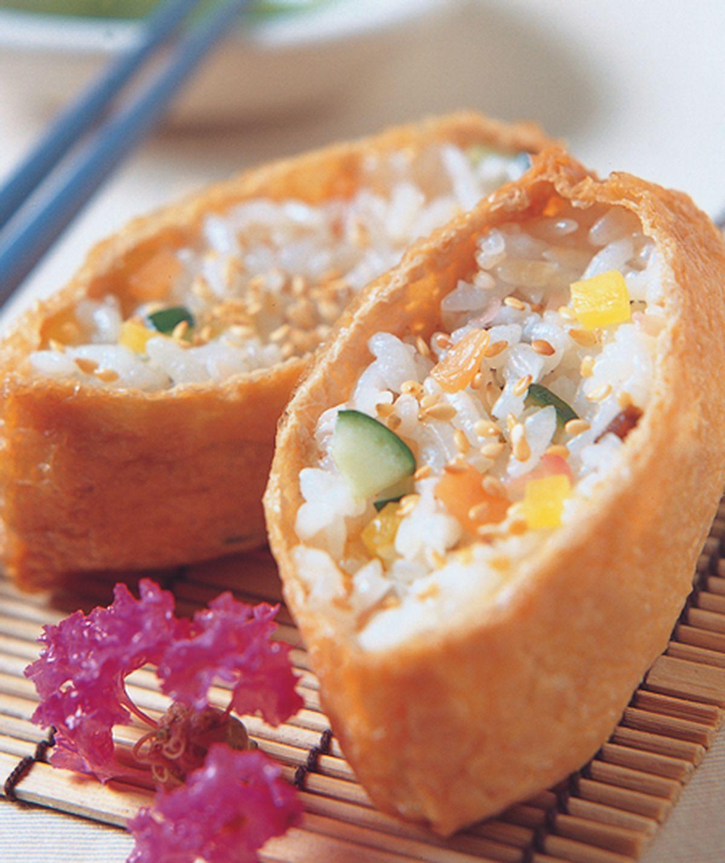 食譜:稻荷壽司(1)