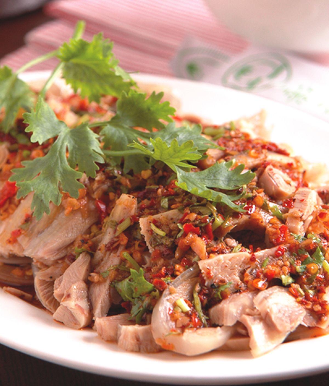 食譜:泰式蔥油雞