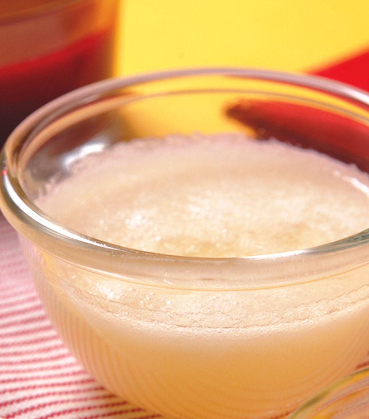 食譜:洋梨醬汁