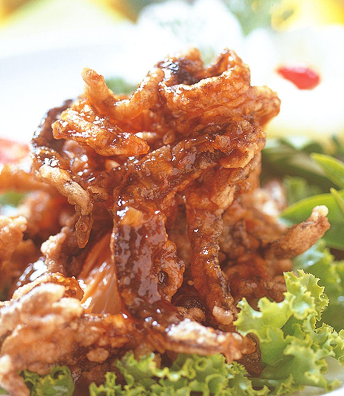 食譜:金萱炒魚片