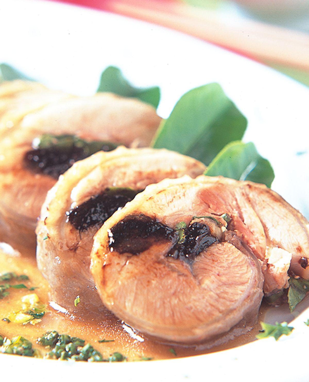 食譜:紫蘇梅雞