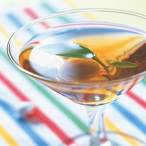 綠茶雞尾酒