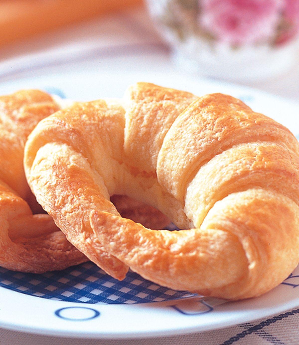 食譜:巴黎牛角麵包