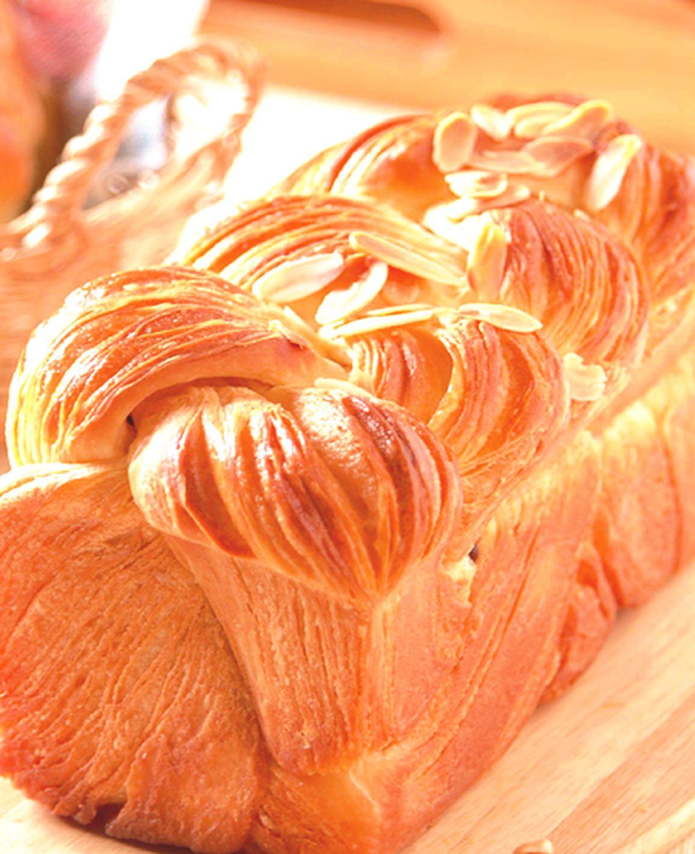 食譜:丹麥麵包土司