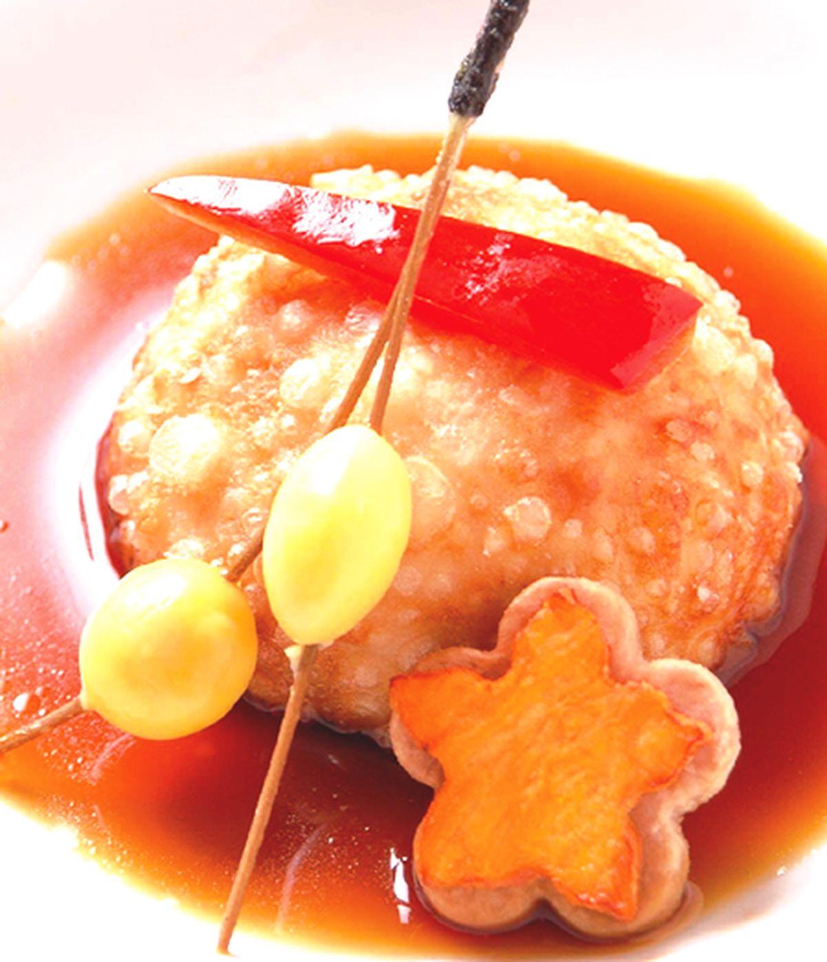 食譜:芝麻豆腐