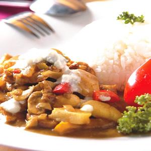 雞肉優格咖哩飯