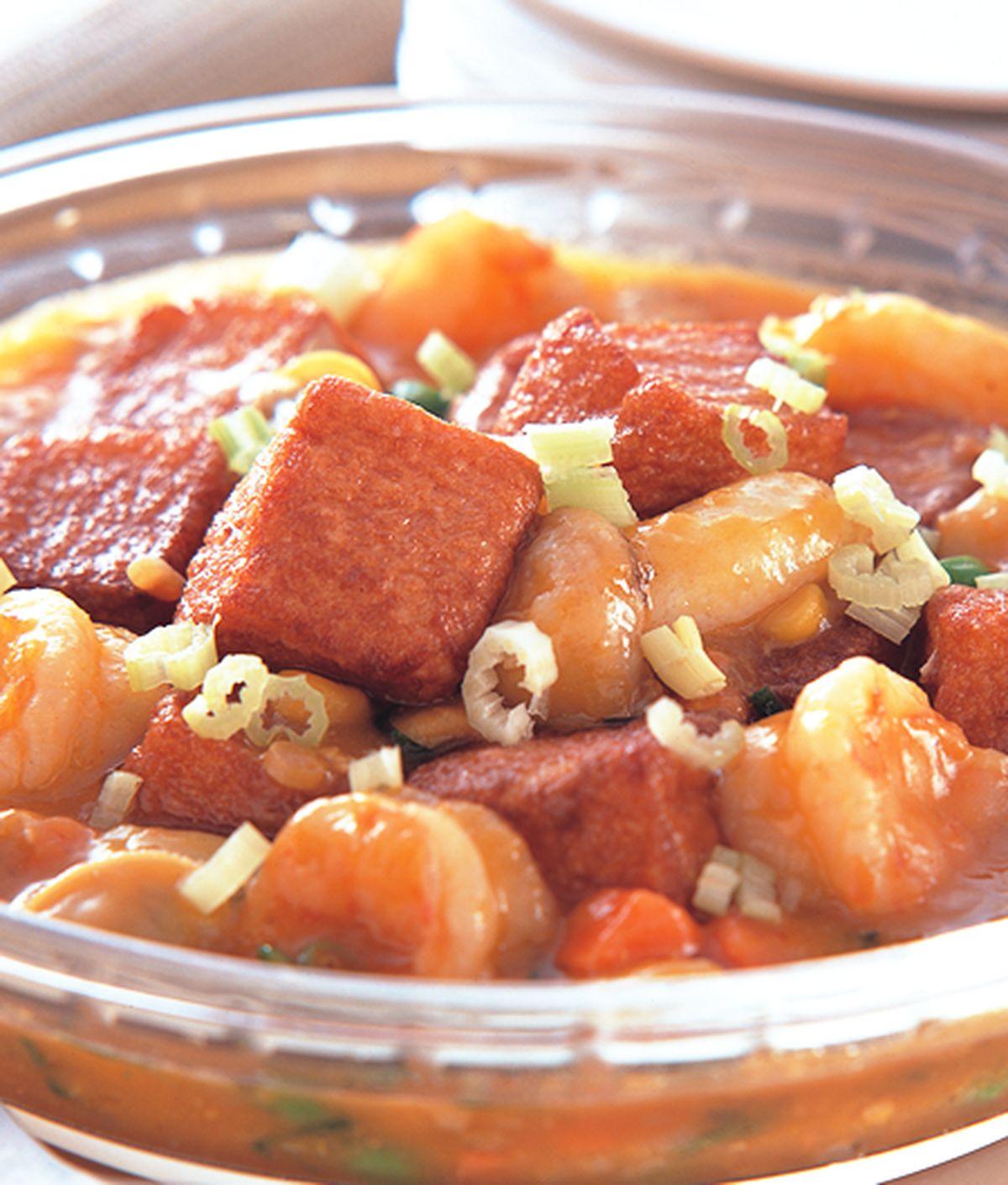 食譜:蟹黃豆腐