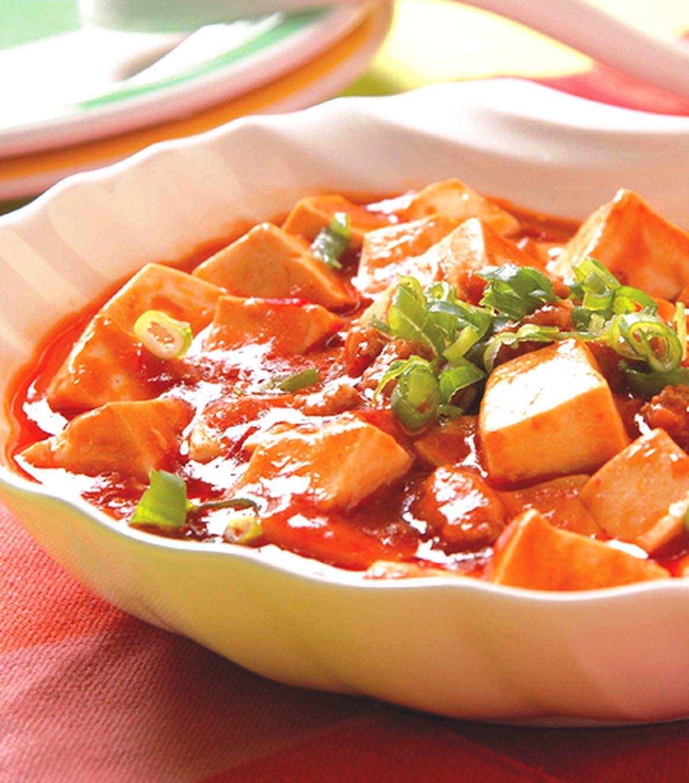 食譜:麻婆豆腐(9)