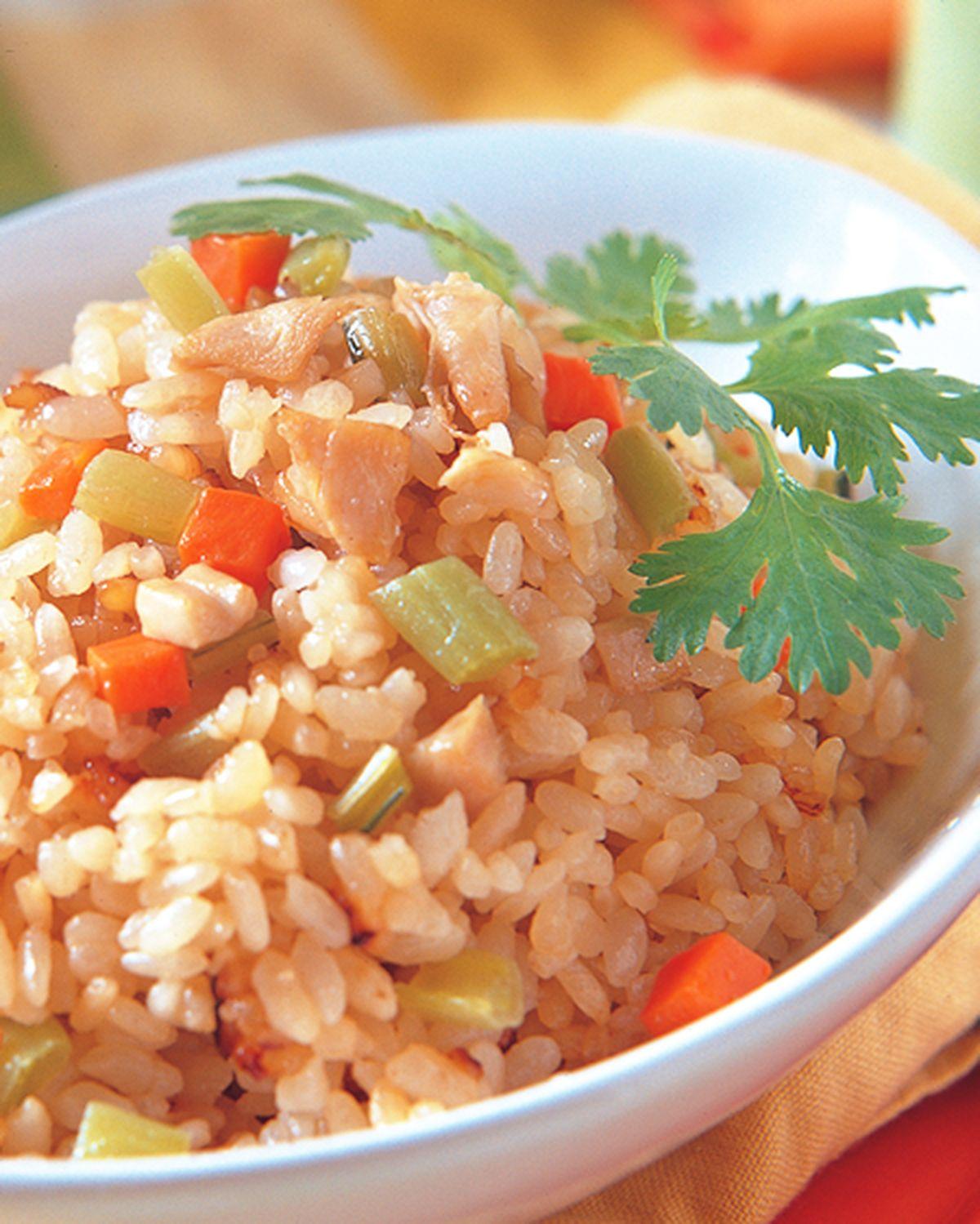 食譜:什錦菜飯