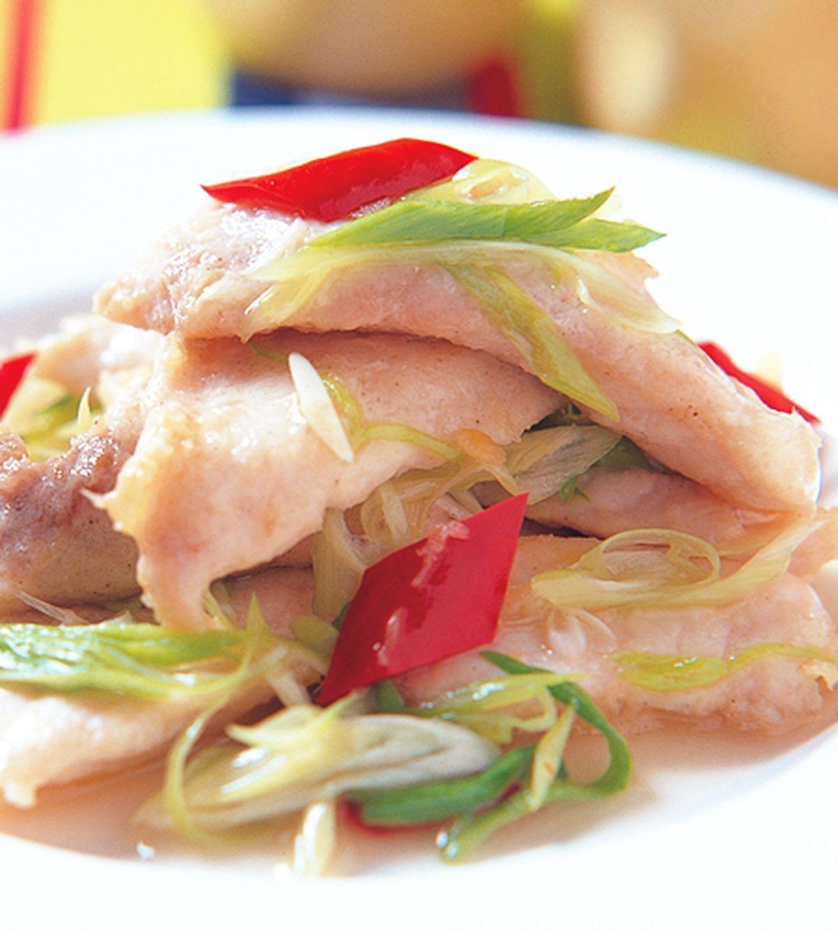 食譜:蒜苗炒豆腐鯊