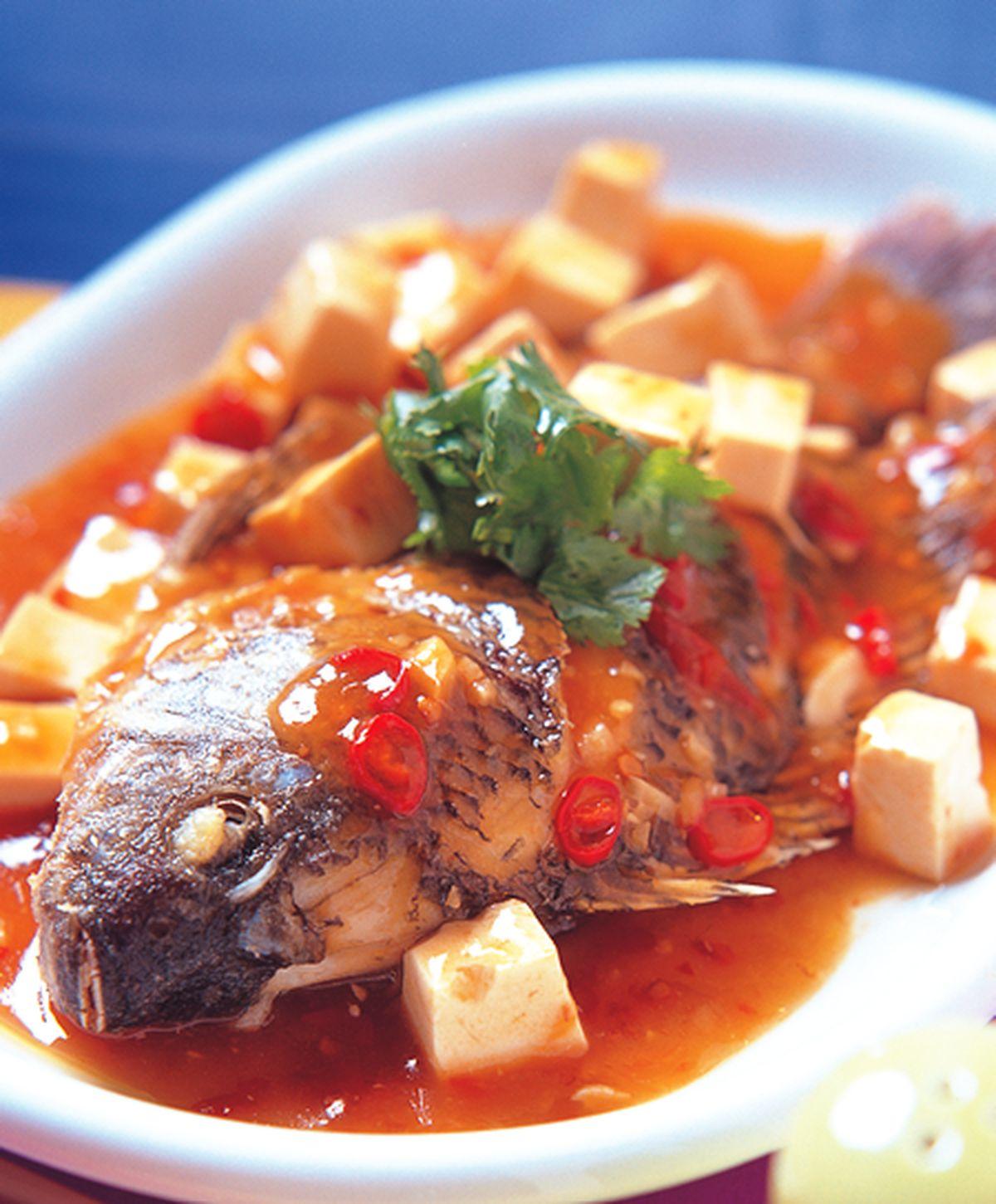 食譜:豆瓣鯉魚(2)