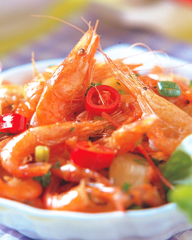食譜:鹽酥蝦(1)