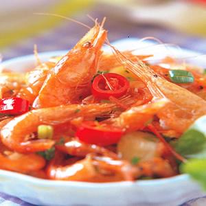 鹽酥蝦(1)
