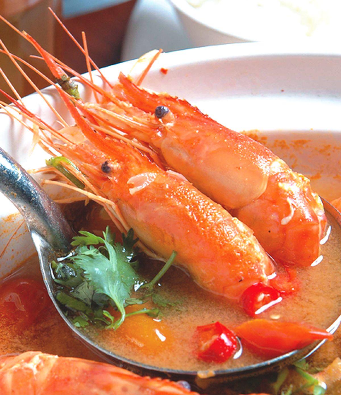 食譜:麻油蝦